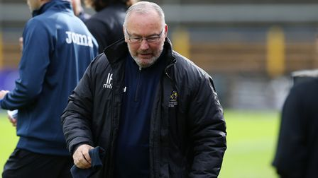 St Albans City manager Ian Allinson praised his team's character in their come-from-behind win over Braintree. Picture...