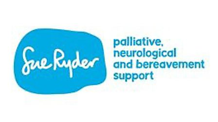 Sue Ryder supports people through the grieving process.