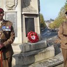 Saffron Walden pays tribute to the fallen at Remembrance Sunday 2020. Picture: CELIA BARTLETT PHOTOGRAPHY