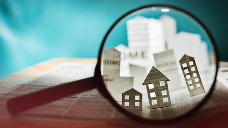 The average deposit saving for a first-time buyer in SG postcodes is £52,000. Picture: SvetaZi/Getty Images/iStockphoto