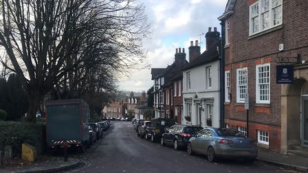 With views like this, it's no wonder St Albans is so popular. Picture: Archant
