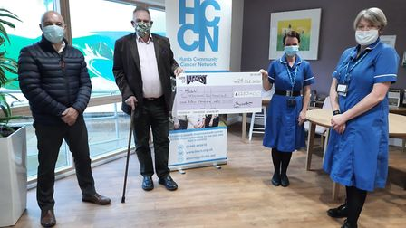 Buckfest supports the Huntingdon Cancer Care Network