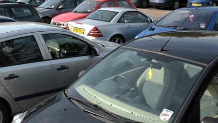 Lockdown car parking measures are being introduced in St Albans district.
