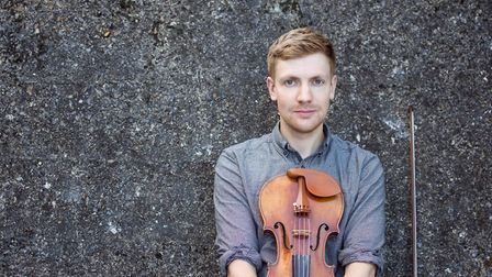 The first Folk at the Maltings Online concert on Friday, November 27 will feature James Findlay