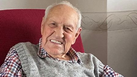 Dick Tyler, 97, has praised Garden House Hospice Care's Compassionate Neighbours scheme, which helped him with loneliness...