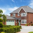 Redrow's Lucas Gardens development in Shefford will provide 90 new homes. Picture: WPR Agency