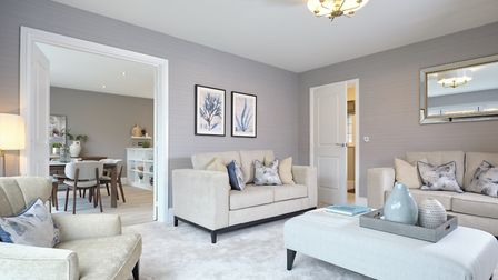 The inside of the four bedroom Canterbury. Picture: WPR Agency