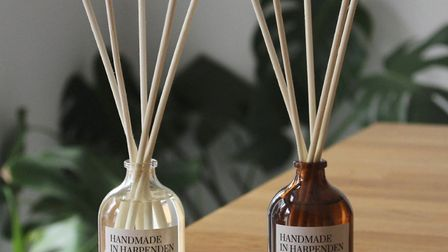 Handmade in Harpenden only use UK based manufacturers for glassware and other materials to support other British industries.