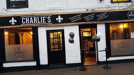 Great first day for Charlie Day as he opens his new cafe/takeaway in Wisbech. It was opened by Cllr Andy Maul, who...