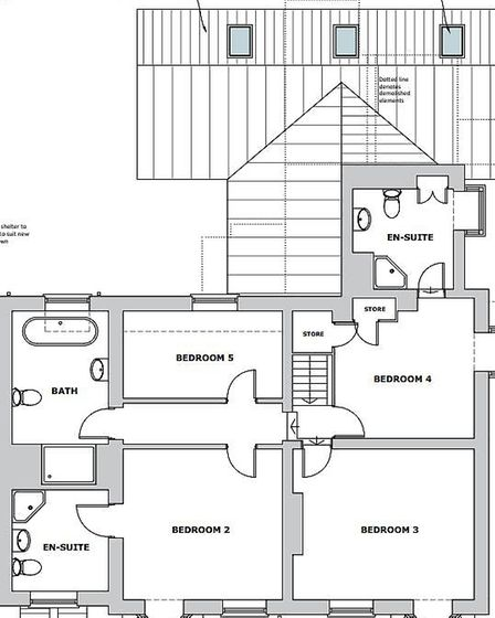 310 Churchill Road, Wisbech, It is proposed to turn it into a 14 person HMO by adding a rear extension, There have been...