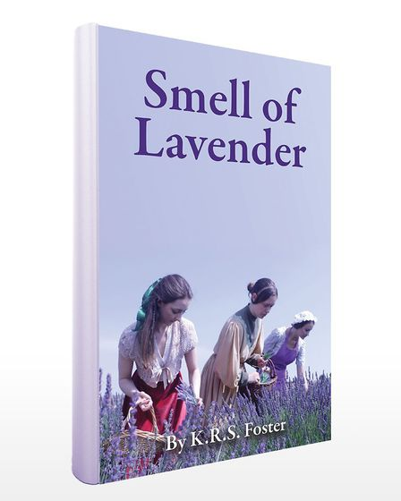 The cover of Kirk Foster's book Smell of Lavender. Picture: Hitchin Market Theatre