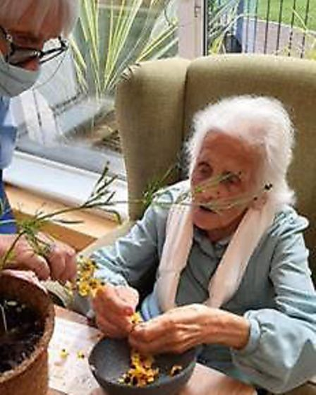 Field House Care Home was invited to join 'Bloom Club', a community project organised by local charity Wholehearted...