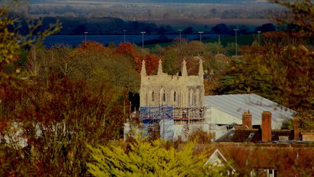 The Royston church restoration is continuing - and from December the community is encouraged to tie a ribbon in memory of a l...