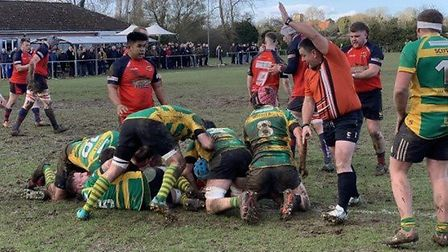 Leonard Veenendaal, director of rugby at Wisbech Rugby Club, says players are eager to return to action despite the league...
