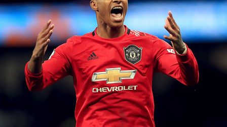 Manchester United footballer Marcus Rashford has been campaigning to help those entitled to free school meals. Picture...