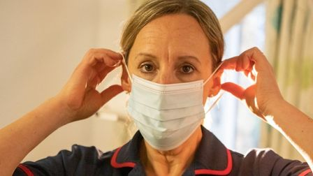 Sue Ryder nurses have worked tirelessly throughout the pandemic.