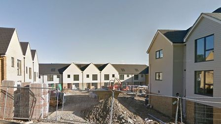 Plans to build 62 new homes near Hitchin have been submitted on behalf of Countryside Properties. Picture: Archant