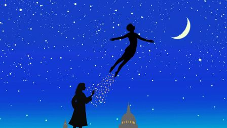 The Maltings Theatre presents Peter Pan at The Alban Arena in St Albans this Christmas. Picture: Maltings Theatre