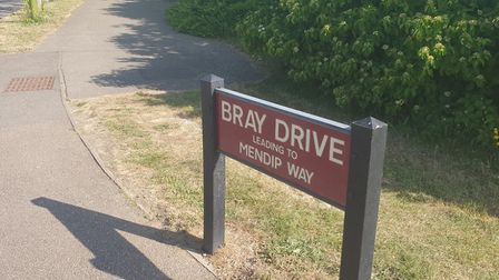 A 15-year-old boy was the victim in an attempted robbery near Bray Drive, Great Ashby earlier this week. Picture: Archant