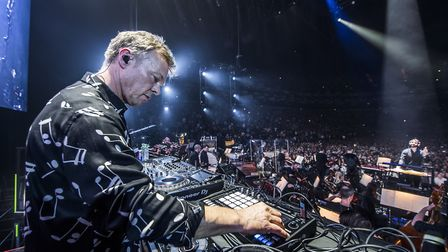 Pete Tong will present Ibiza Classics at Newmarket Racecourses. Picture: Carsten Windhorst / FRPAP.com