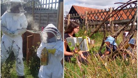 St Ives nursery based on a farm has been shortlisted for three national awards for sharing their passion for nature.