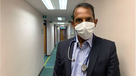 Stevenage GP Prag Moodley, who chairs the East and North Hertfordshire Clinical Commissioning Group, says they have worked ve...