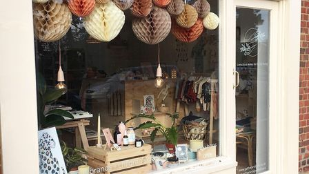 Gather and Give gift shop in Hatfield Road, St Albans.