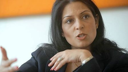 Priti Patel was found to have breached the ministerial code by bullying Home Office staff.