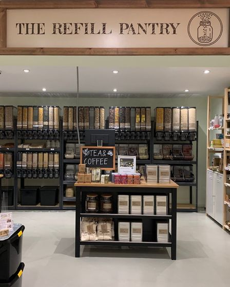 The Refill Pantry is now in St Albans and Sandridge. Picture: Supplied