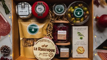 The Classic Hamper, by Bite Around the World. Picture: JAF Milligan