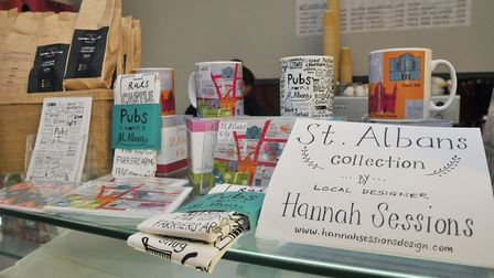 Hannah Sessions' St Albans collection