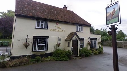 The Pheasant pub in Great Chishill. Picture: Google Street View