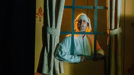 Lamphouse will bring A Christmas Carol live to St Albans this January with performances at Trestle Arts Base. Picture...