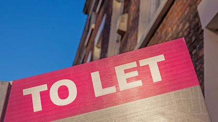 Renting in St Albans typically requires 33 per cent of the average salary. Picture: Getty Images/iStockphoto