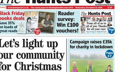 Deck the house and send The Hunts Post your Christmas lights photos.
