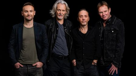 Wet Wet Wet with new singer Kevin Simm have announced a gig at Stevenage. Picture: supplied by Chuff Media