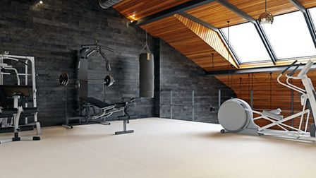 Do you have a loft space that's ripe for conversion? Picture: PA Photo/WeMakeGyms