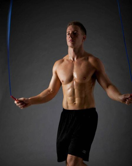 Mark Reynolds, founder of WeMakeGyms. Picture: PA Photo/WeMakeGyms