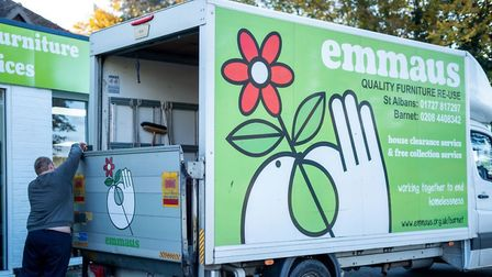 Emmaus Hertfordshire is calling on people across the county to ditch Black Friday and instead support 'Buy Nothing New Day'.