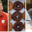 Pc Simon Read sacked for gross misconduct. He swapped bar codes for a 7p bag of carrots onto a £9.99 box of donuts at...
