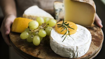 Why not treat someone you love to a cheese hamper this festive season? IMAGE: Getty