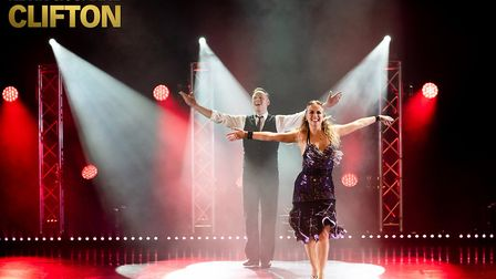 An Evening with Kevin & Joanne Clifton: Dance, Songs, Stories can be enjoyed at Pub in the Park's Festive Theatre.