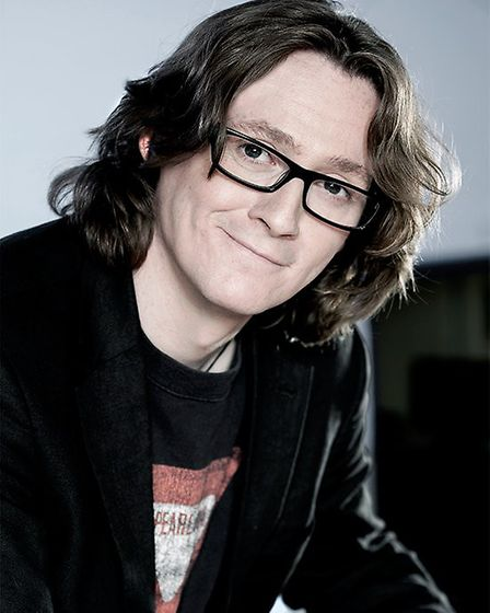 Comedian Ed Byrne will appear at Mark Watson's Christmas Comedy Club at Pub in the Park's Festive Theatre. Picture...