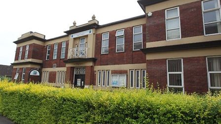 The Town Lodge building on Gernon Road is set for demolition following approval for flats and an office building. Picture: Ar...