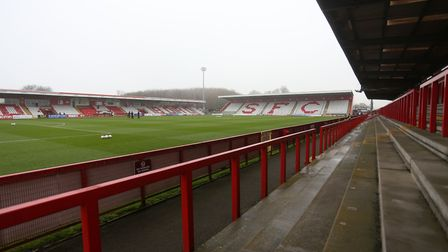 Fansare expected to be allowed back into the Lamex Stadium soon. Picture: GAVIN ELLIS/TGS PHOTO