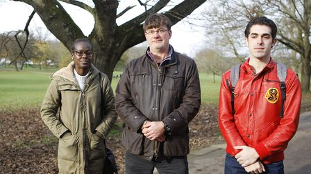 'Caroline' sought help from Herts charity Aspire, which helps young people involved in gangs, drugs and county lines.