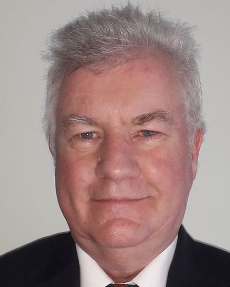 Brian Bylett, of the Royston Conservatives, was elected to take over the position at Royston Town Council. Picture: Supplied