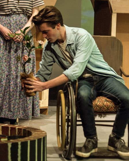 You can see The Secret Garden on stage at the Abbey Theatre in St Albans this Christmas or online live-streamed. Picture: Nic...