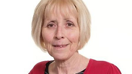 Mrs Judith Lovelock, Almond Hill Junior School's headteacher will retire at the end of the month. Picture: Almond Hill...