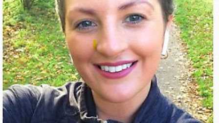 Rosie Tredgett has enlisted the help for 21 friends to take on a Christmas-themed run in aid of Lymphoma Action following her...